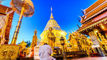 Half Day Doi Suthep Temple & Hmong Tribe Village, Chiang Mai, Day Trips