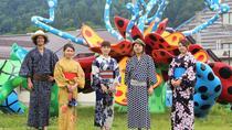 Yukata Experience -Enjoy Echigo-Tsumari Art Triennale with a Yukata Package, Japan, Shopping Tours
