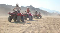 Morgen Quad Bike Desert Safari in Marsa Alam, Marsa Alam