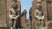 Private Day Tour: Valley of the Kings, Colossi of Memnon, Hatshepsut, Karnak, and Luxor Temples,...