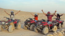 Quad Bike Tour from Hurghada, Hurghada, 4WD, ATV & Off-Road Tours