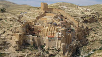 One Day Tour: St George Monastery, Wadi Qelt Jericho, Mar Saba and Bethlehem, Bethlehem, null