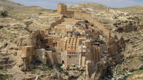 Private Day Tour: St. George's Monastery, Wadi Qelt, Mar Saba, and Bethlehem, Bethlehem, Day Trips