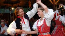 Czech Traditional Folklore Show Including Dinner and Transport, Prague