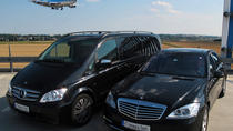 Prague Airport Shuttle: Private Arrival Transfer in Mercedes-Benz Vehicle, Prague, Private Transfers