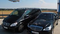 Prague Airport Shuttle: Private Departure Transfer in Mercedes-Benz Vehicle, Prague, Private...