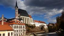 Private One-Way Transfer from Prague to Graz Including Cesky Krumlov Tour