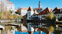 Private One-Way Transfer from Prague to Graz Including Cesky Krumlov Tour, Prague, null
