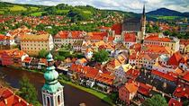 Private Transfer from Vienna to Prague with Stopover in Cesky Krumlov, Vienna, Private Transfers