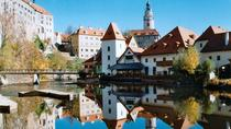 Privater One-Way-Transfer von Prag nach Graz inklusive Cesky Krumlov Tour, Prag, Private Touren
