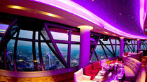 Dinner at Atmosphere 360 KL Tower Revolving Restaurant with return transfer, Kuala Lumpur, Cultural ...