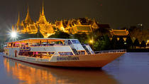 Evening - Dinner Cruise By Chaophraya Princess With Return Transfer, Bangkok, Dinner Cruises