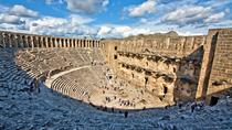 Aspendos-Perge-Side-Waterfall tour, Antalya, Attraction Tickets