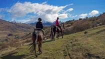 Small-Group Gold Discovery Horse Riding in Cardrona Valley, Wanaka, Horseback Riding