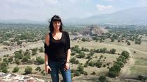 Sunrise at Pyramids of Teotihuacan and Basilica of Guadalupe, Mexico City, Day Trips