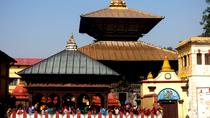 Private Half-Day Pashupatinath Temple and Boudhanath Stupa Tour from Kathmandu, Kathmandu, Private ...