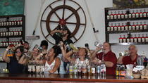 Rum Distillery Tour plus Beer Samples and Seven Mile Beach, Cayman Islands