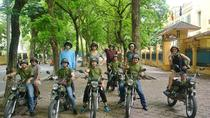 Hanoi Food, Culture, Sight & Fun on Vintage Minsk Motorbike, Hanoi, Motorcycle Tours