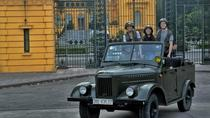 Hanoi Food, Culture, Sight & Fun on Vintage Soviet Era Gaz69 Jeep, Hanoi, 4WD, ATV & Off-Road Tours