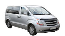 Round trip transfer in private Minivan from-to Airport in Abu Dhabi, Abu Dhabi, Airport & Ground...