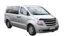 Round trip transfer in private Minivan from-to Airport in Dusseldorf, Düsseldorf, Airport & Ground...