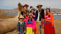 Day Tour of the Uros Floating Islands and Taquile Island, Puno, Day Trips
