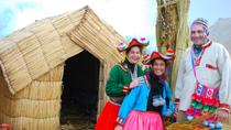 Private Day Tour of the Uros Floating Islands and Taquile Island, Puno