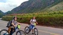 Private Tour: Maras and Moray Bike Adventure, Cusco, Hiking & Camping