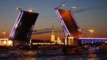 Raising Drawbridges Night Boat Tour, St Petersburg, Day Cruises