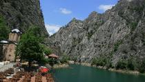 Family-friendly Tour of Matka Canyon with Millenium Cross and Nerezi village, Skopje, Day Trips