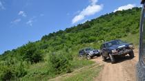 Jeep Safari Program Obzor, Black Sea Coast, 4WD, ATV & Off-Road Tours