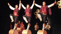 Panoramic Sofia Evening Tour with Bulgarian Folklore Show and Dinner, Sofia, Walking Tours