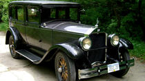 Tour of Sliven with Buick Master De Luxe