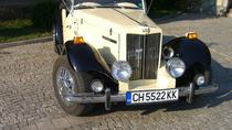 Tour of Sliven with MG, Sliven, Classic Car Tours