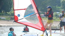 Private Beginner Windsurfing Course in Mandwa, Mumbai