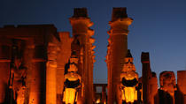 luxor sound and light show at karnak temple night tour, Luxor, Light & Sound Shows