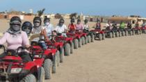 safari trip by quad bike in hurghda with Bedouin dinner, Hurghada, Private Sightseeing Tours