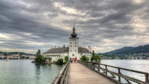 Private Day Trip to Hallstatt Including Beautiful Alps Admont Abbey and Ort castle from Vienna, ...