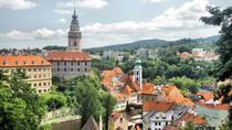 Private One-way Transfer to Salzburg from Prague via Cesky Krumlov, Prague, Private Sightseeing...