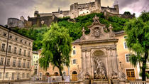 Private One-way Transfer to Salzburg from Prague via Cesky Krumlov