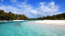 A Full Day At Ile Aux Cerf Island (Speed Boat, Waterfall GRSE And Lunch On A Private Island), Port...
