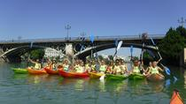 Sevilla mit dem Kajak Smart Start, Seville, Kayaking & Canoeing
