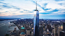 Kaartje voor toegang zonder wachtrij tot het One World-observatorium in New York, New York City, Attraction Tickets