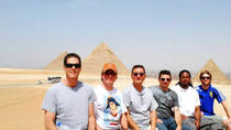 7 hours to Great Pyramids,Sphinx & Egyptian Museum antique with tour guided, Giza, Cultural Tours