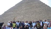 One-Day Tour: Giza Pyramids, Sphinx, Sakkara and Dahshour, Giza, Half-day Tours