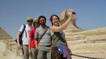 Private Full Day Tour: Giza Pyramids, Sphinx, Sakkara and City of Memphis, Giza