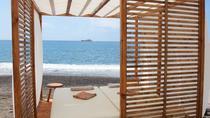 SANTORINI BLACK BEACH CABANA VIP GOLD, Santorini, 4WD, ATV & Off-Road Tours