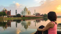 Full-Day Taj Mahal and Agra Tour with Entrances & Lunch, Agra, Day Trips