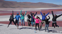 White Gold : the Uyuni and the Andes Cross-Country Tour, San Pedro de Atacama, Private Sightseeing...