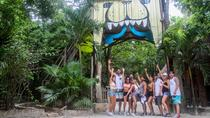 CULTURAL TOUR CHICLE FARM FROM PLAYA DEL CARMEN AND MAYAN RIVIERA, Playa del Carmen, Cultural Tours